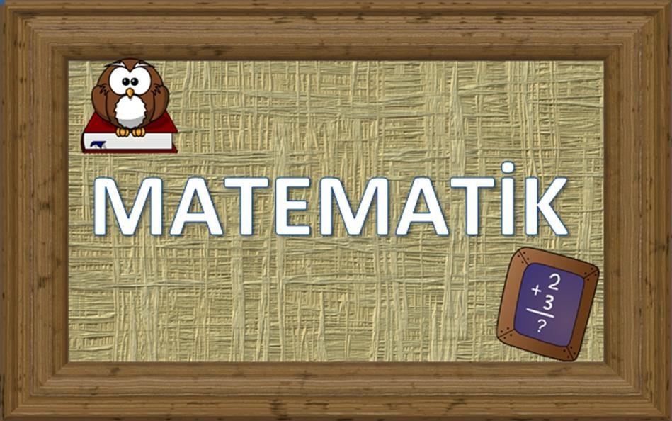 MATEMATİK 3